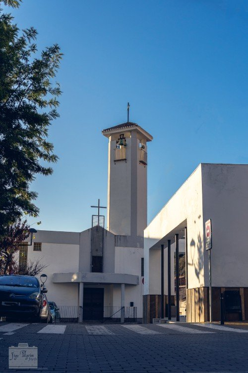 Iglesia de Calicasas Granada
